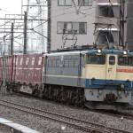 京浜急行とJR貨物 2010.4.15