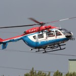 川崎市消防局 BK-117C2「そよかぜ1号」 JA01KF