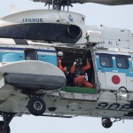 第3管区海上保安本部 AS-332L1 「わかわし2号」MH806 JA6806