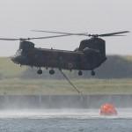 第104飛行隊 CH-47J 52927