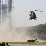 第105飛行隊 CH-47J 52916
