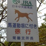JRA競走馬総合研究所常磐支所 馬の温泉