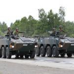 96式 装輪装甲車