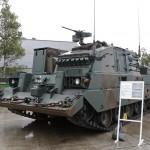 第72戦車連隊90式戦車回収車