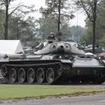 第1戦車群74式