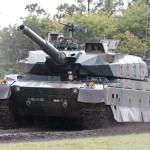 戦車教導隊第1中隊10式