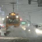 札幌市電 ササラ電車 2013.2.7