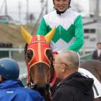 石川 倭騎手 初勝利
