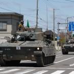 第11普通科連隊 89式装甲戦闘車