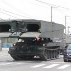第71戦車連隊 91式戦車橋