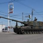 第7特科連隊 99式自走155mmりゅう弾砲