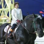 第45回 旭川記念  誘導馬リッキー