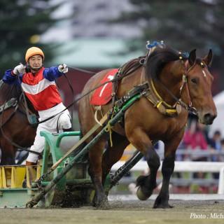 第4回 ばんえいマスターズカップ 2014.8.10